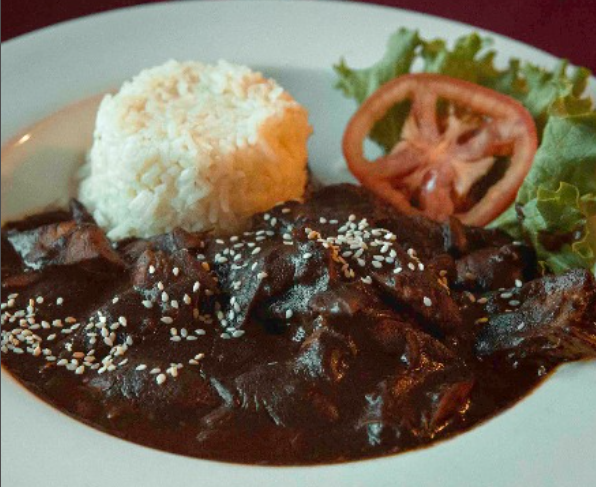 Chicken Mole Poblano